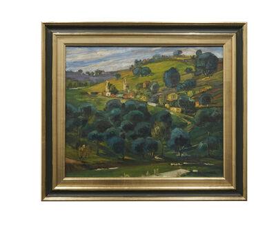 clea badaro, 'Landscape', 1950