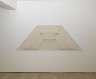 Michael Michaeledes, 'White Relief  ', 2005
