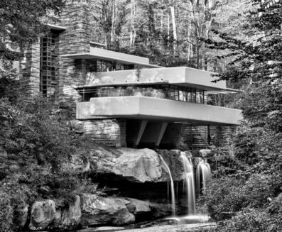 Andrew Prokos, 'Ghosts of Fallingwater (Long Exposure) ', 2020