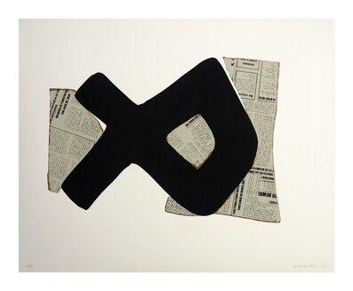 Conrad Marca-Relli, 'Untitled', 1975