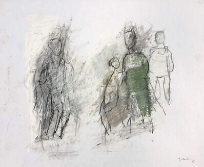 Thaddeus Radell, 'Four Figures', 2019