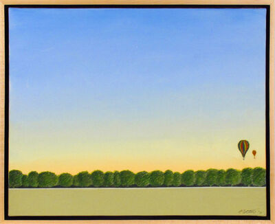 Terence Netter, 'Montgolfiere', 2012