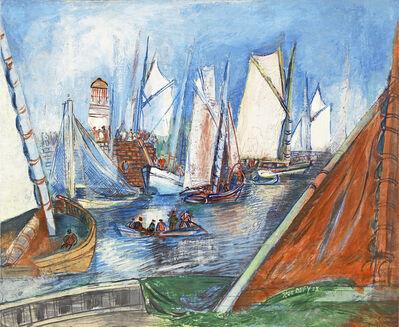 Jean Dufy, 'L'île d'Yeu', 1928