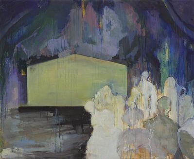 Casper Verborg, 'Interior (white shadow', 2016