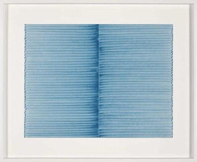 Irma Blank, 'Radical Writings, 15. Exercitium ', 1989