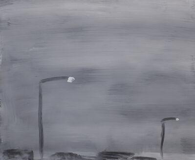 Yanik Wagner, 'Streetlamps', 2019