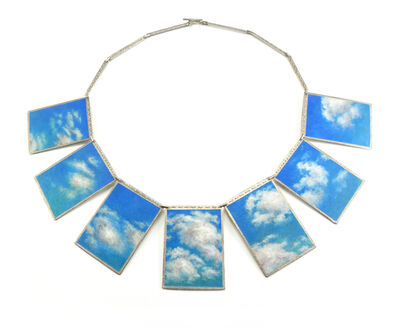 Mielle Harvey, 'Moments of Sky Necklace', 2018
