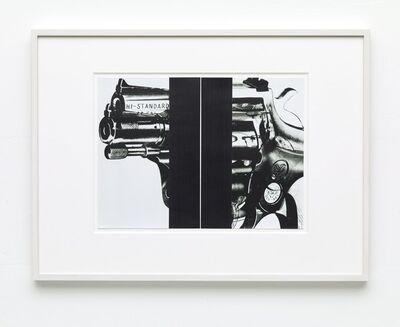 Frank Gerritz, 'Hi Standard (Gun)', 2018