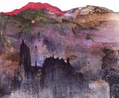 Karl Lorenzen, 'Crimson Canyon 3', 2016