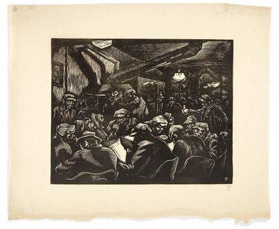 Eli Jacobi, 'THE GRAND WINDSOR LOUNGE (ROTHSTEIN 39)', 1936