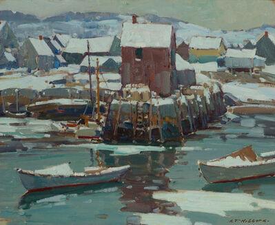 Aldro Thompson Hibbard, 'Motif #1, Rockport, in Winter', 19th -20th Century