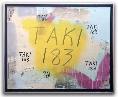 TAKI 183, 'Untitled', 2015