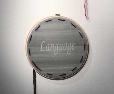 Priscilla Monge, 'Conversaciones Bordadas', 2015