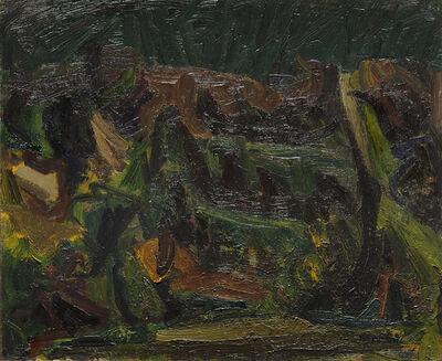 Ennio Morlotti, 'Monticello', 1944