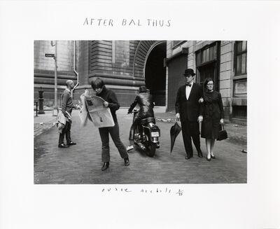 Duane Michals, 'After Balthus', 1966