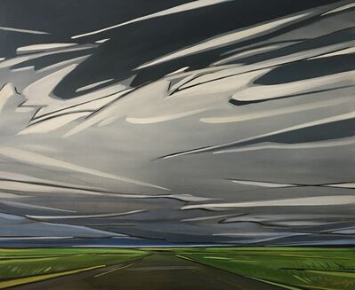 Shannon Craig Morphew, 'Summer Rain'