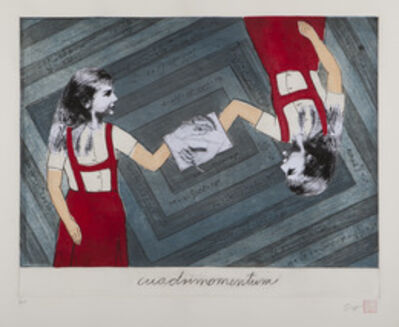 Sandra Ramos, 'Cuadrimomentum', 2011