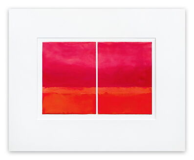 Janise Yntema, 'Cadmium Red', 2015
