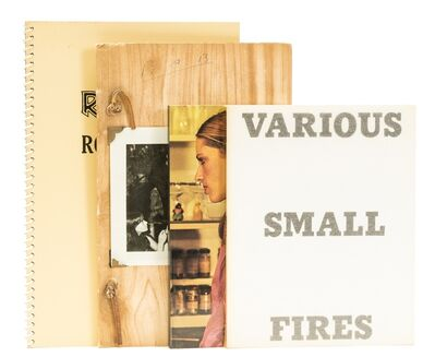 Ed Ruscha, 'Business Cards; Hard Light; Various Small Fires; Royal Road Test', 1968-1978