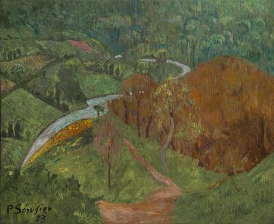 Paul Sérusier, 'Paysage à la rivière', 1923