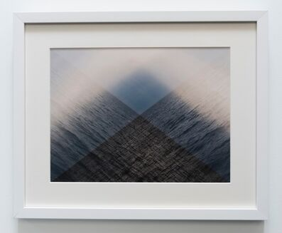 """Reza Nadji, '""""Untitled"""" from the series, """"Oceanscapes""""', 2018"""