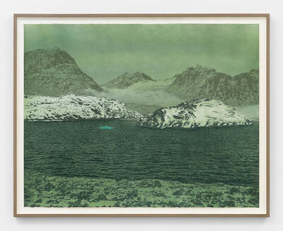 Saul Becker, 'Phantom Islands', 2015