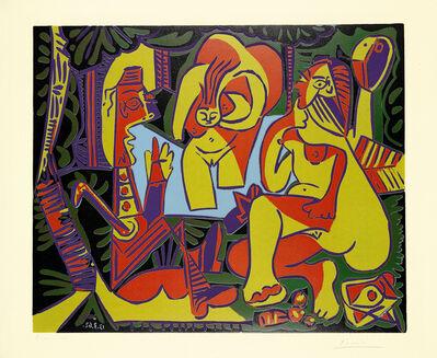 Pablo Picasso, 'Le déjeuner sur l'herbe', 1963