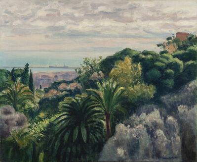 Albert Marquet, 'Jardin du palais d'été, Alger', 1875-1947