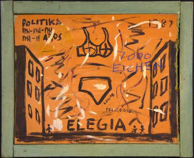 Manuel Ocampo, 'Elegia', 1987