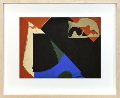 Beatrice Mandelman, 'Untitled (60-COL 3-01)', ca. 1960s