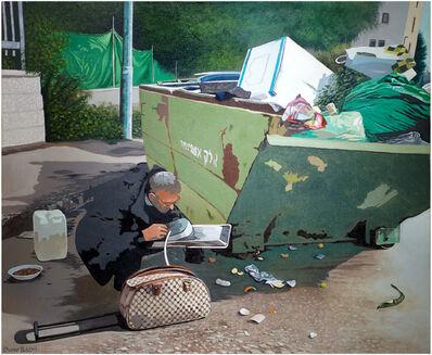 Durar Bacri, 'Homeless in Yaffa', 2019