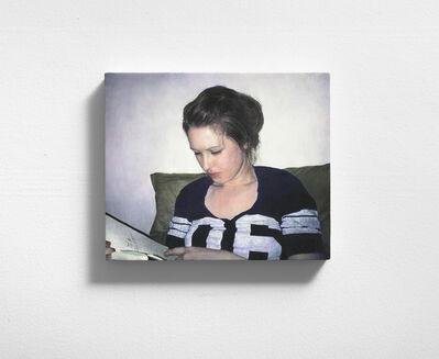 Alex Bierk, 'Amanda Reading', 2019