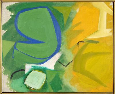 Yvonne Thomas, 'Plant Form', 1963