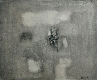 Léon Zack, 'Gamme noir', ca. 1960s