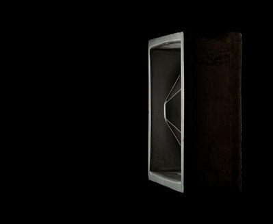 """Christopher Williams, '""""Hortenkachel"""" Die Grossformatige Baukeramik Manufactured by Keramag m.b.H., Ratingen Kaufhaus Merkur, Neuss Architects Prof. Dr. Ing. Hentrich und Dipl. Ing. Petschingg, Du#sseldorf Installation by Firma John Röschinger, Essen Distributed by 'Elemental' BaukeramikVertriebsgesellschaft m.b.H., Ratingen Comissioned by Horten AG, Du#sseldorf, Germany Studio Rhein Verlag, Du#sseldorf,', 2012"""