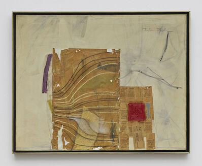 Julian Beck, 'The post office when open', 09.09.1957