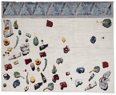 Lisa Anne Auerbach, 'Unswept Rug', 2014