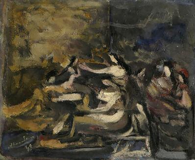 Alfred Aberdam, ' Women in an Interior', 1948