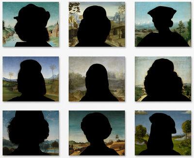 Almudena Lobera, 'Nozione di paesaggio', 2015