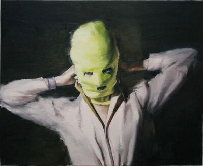 María Carbonell Foulquié, 'The Mask', 2017