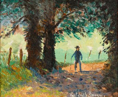 Paul-Emile Pissarro, 'Ombre et Soleil', 20th century