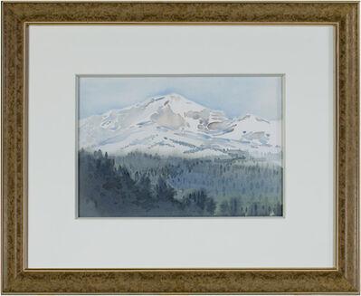 Craig Lueck, 'Canadian Rockies - Misty Morning Calgary, Alberta, Canada', 2004