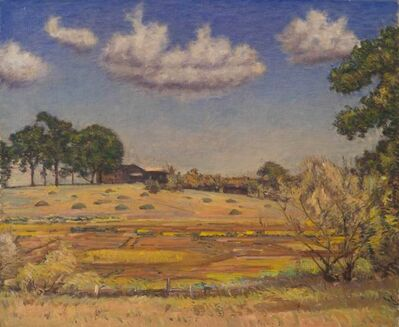 Theodore Wendel, 'Argilla Farm, from Upper Farm, Ipswich', 19th -20th Century