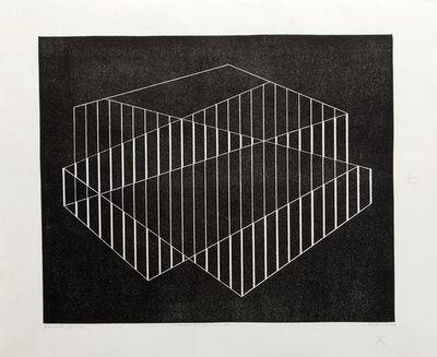 Josef Albers, 'Fenced', 1944
