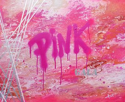 Mary Taffanel, 'Pink Gala ', 2019