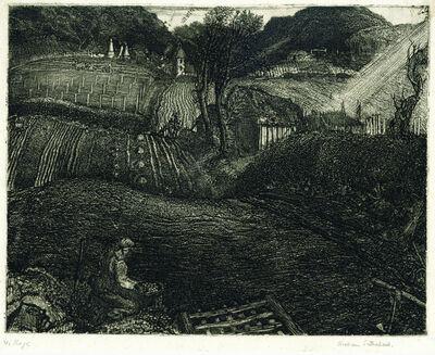Graham Vivien Sutherland, 'The Village', 1925