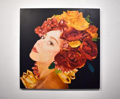 Jackie Nagel, 'Self portrait', ca. 2019-2020