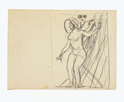 Gabriele Galantara, 'Nude', XX Century