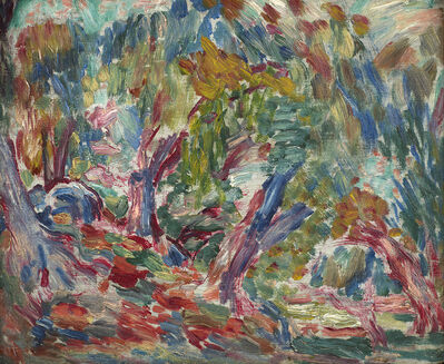 George Of, 'Trees in a Landscape', 1910-1920