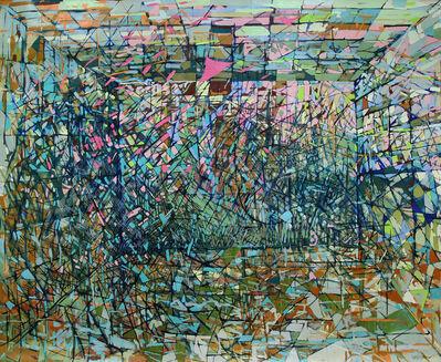 Görkem Dikel, 'Eternal Space of a Mine', 2014